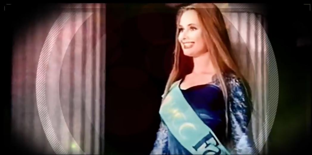 Elena Khlibko model Miss Fa