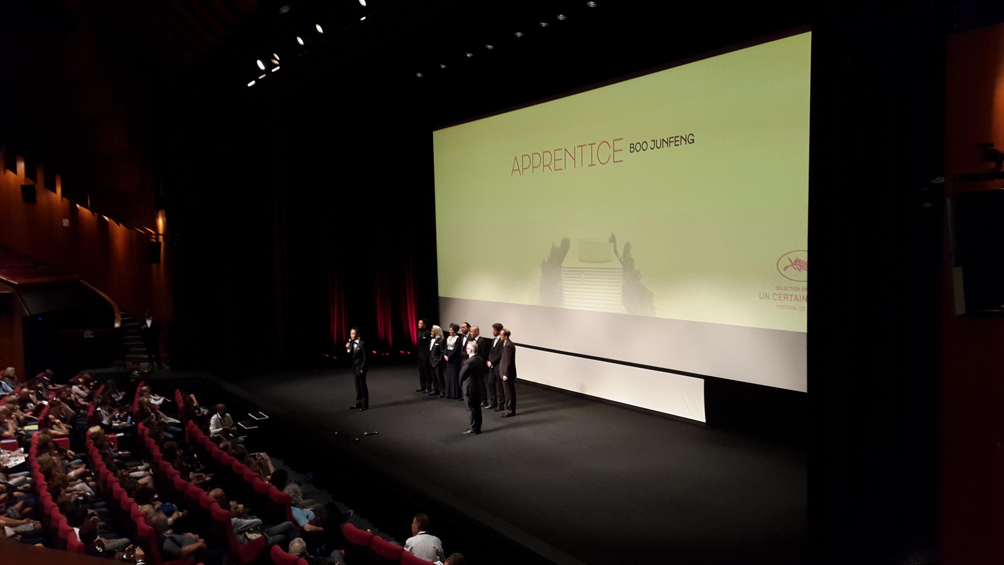 Каннский кинофестиваль 2016